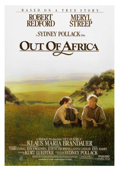 Memorias de Africa (POSTER 32x45)