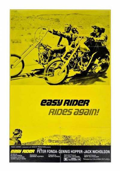 Easy Rider (POSTER 32x45)