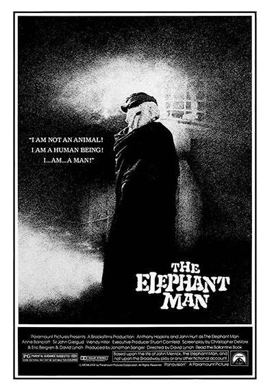 El Hombre Elefante (POSTER 32x45)