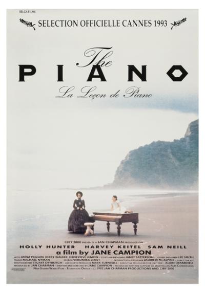 El Piano (POSTER 32x45)