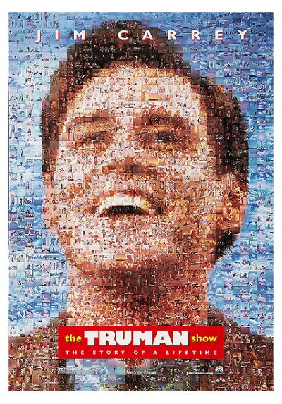 El Show de Truman (POSTER 32x45)