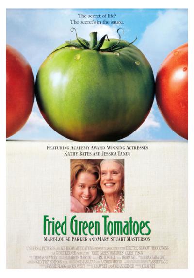 Tomates Verdes Fritos (POSTER 32x45)