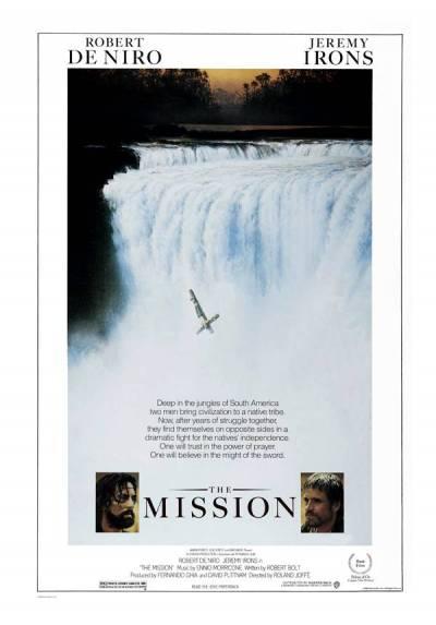 La Mision (POSTER 32x45)