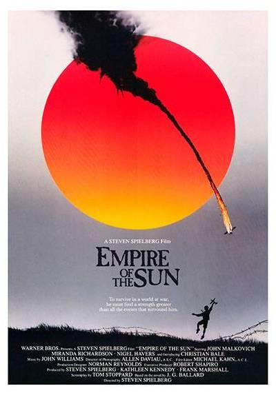 El Imperio del Sol (POSTER 32x45)