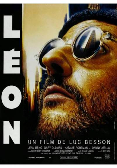 Leon - El Profesional (POSTER 32x45)