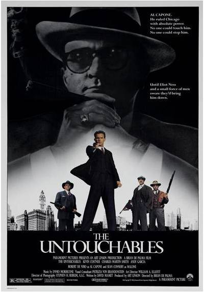 Los Intocables (POSTER 32x45)