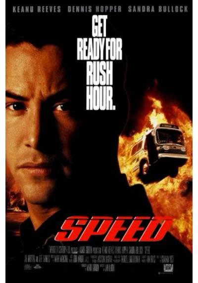 Speed (POSTER 32x45)