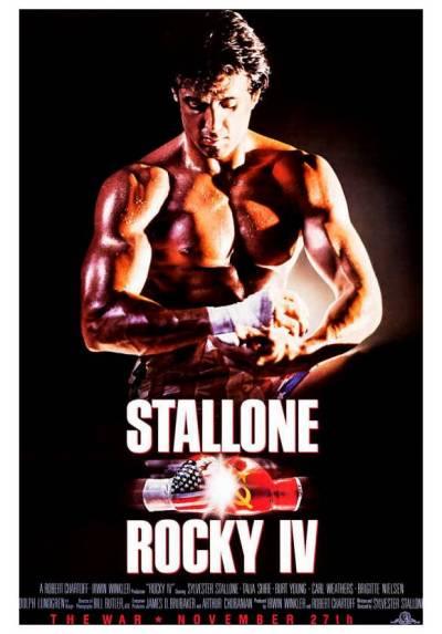 Rocky IV (POSTER 32x45)