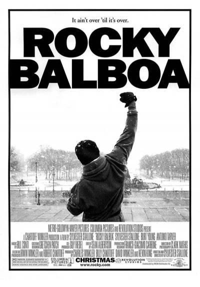 Rocky Balboa (POSTER 32x45)