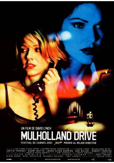 Mulholland Drive (POSTER 32x45)