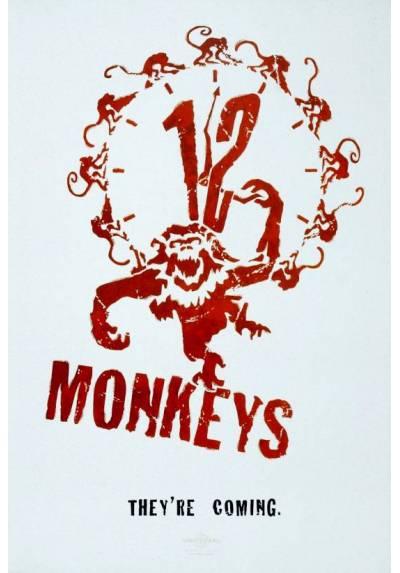 12 Monos (POSTER 32x45)