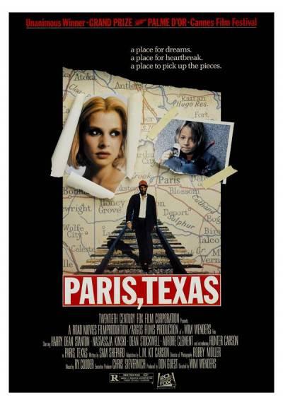 Paris, Texas (POSTER 32x45)