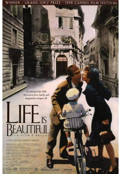 La Vida es Bella (POSTER 32x45)
