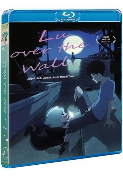 Lu Over the Wall (Blu-ray) (Yoake Tsugeru Lu no Uta)