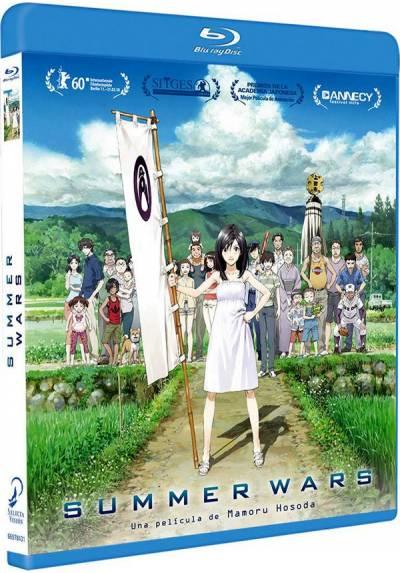 copy of Summer Wars (Blu-Ray + Dvd Extras) (Ed. Libro) (Sama Wozu)