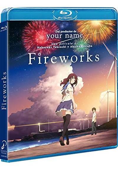 FireWorks (Blu-ray) (Uchiage Hanabi, Shita kara miru ka?)
