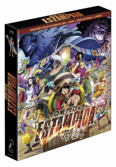 One Piece: Estampida (Blu-ray + DVD)