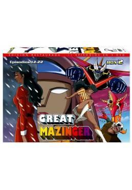 Great Mazinger Box 2