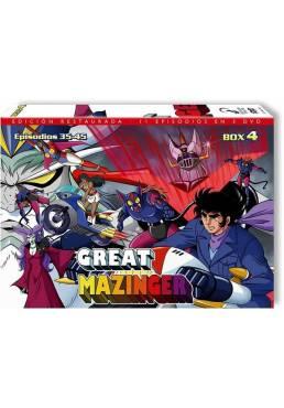 Great Mazinger Box 4