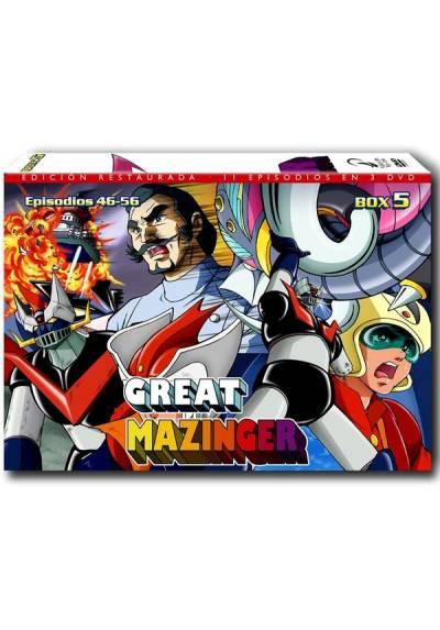Great Mazinger Box 5