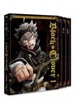 Black Clover - Saga Completa del Camino a Caballero Mago (Ep. 1 a 13)