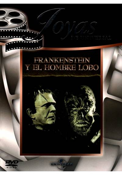 Frankenstein y el Hombre Lobo (Frankenstein Meets the Wolf Man)