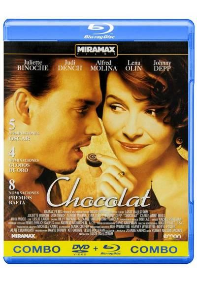 copy of Chocolat (Blu-Ray+ Dvd)