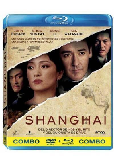 Shanghai (Blu-Ray + DVD)