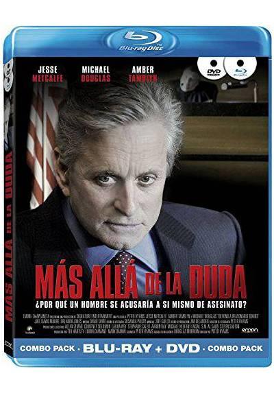Mas Alla De La Duda (2009) (Blu-Ray + DVD) (Beyond A Reasonable Doubt)