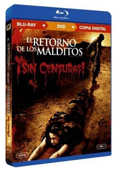 El retorno de los malditos (Blu-ray + DVD + Copia digital) (The Hills Have Eyes II)