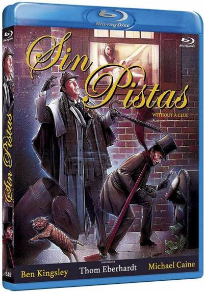 Sin pistas (Blu-ray) (Without a Clue)