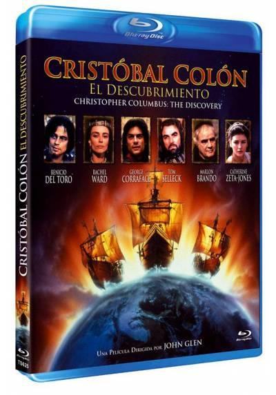 Cristóbal Colón: El descubrimiento (Blu-ray) (Christopher Columbus: The Discovery)