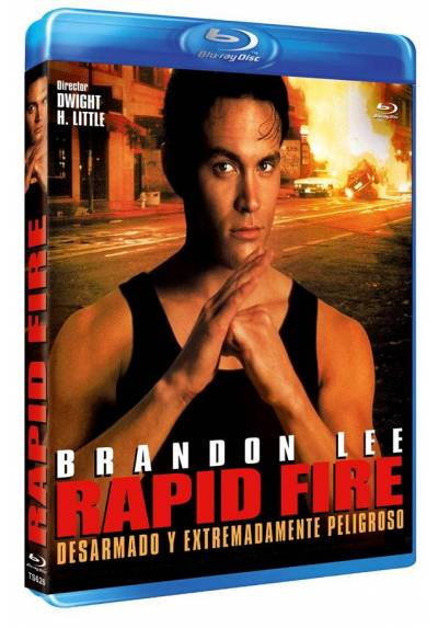 Rapid Fire (Blu-ray)