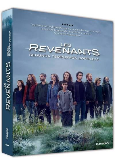 Les Revenants - Temporada 2ª Completa (Blu-ray)