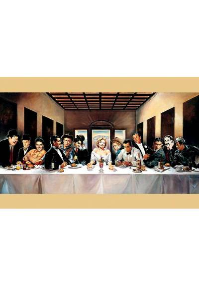 Marilyn Monroe - La Ultima Cena  (POSTER 45x32)