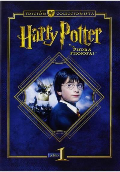 copy of Harry Potter Y La Piedra Filosofal (Blu-Ray) (Ed. Libro) (Harry Potter And The Sorcerer'S Stone)
