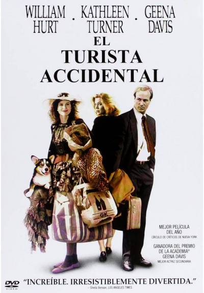 El turista accidental (The Accidental Tourist) (Estuche Slim)
