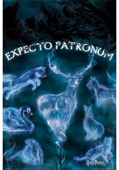 Poster Harry Potter - Patronus (POSTER 61 x 91,5)