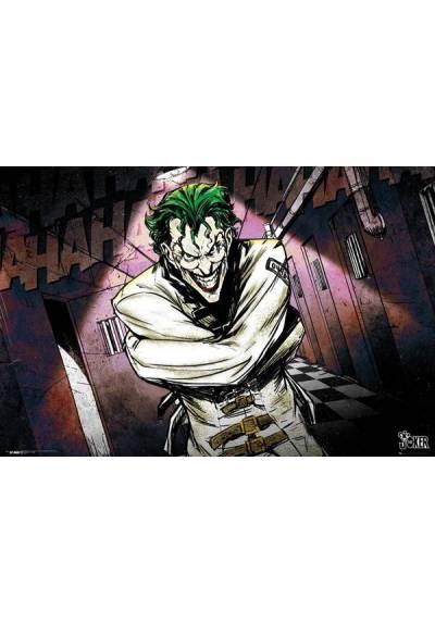 Poster Joker Maniac Comic (POSTER 91,5 x 61)