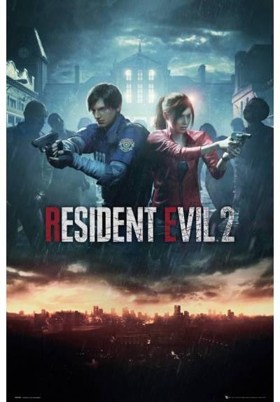 Poster Resident Evil 2 (POSTER 61 x 91,5)