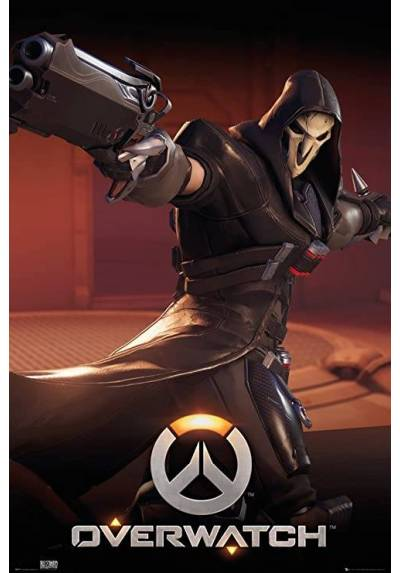 Poster Overwatch - Reaper (POSTER 61 x 91,5)