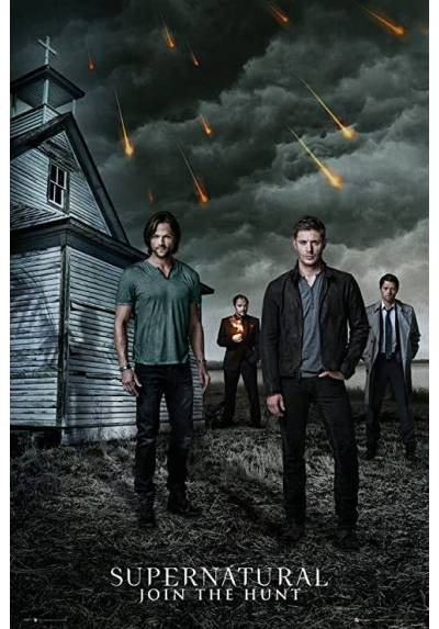 Poster Supernatural - Hermanos Winchester (POSTER 61 x 91,5)