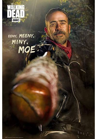 Poster Walking Dead - Negan (POSTER 61 x 91,5)