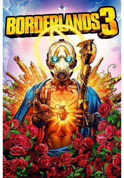 Poster Borderlands 3 - Portada (POSTER 61 x 91,5)