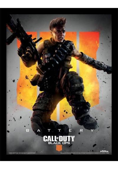 Poster Call of Duty: Black Ops 4 - Battery (POSTER 61 x 91,5)
