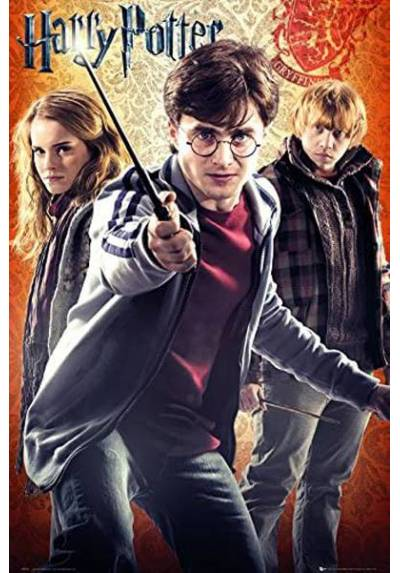 Poster Harry Potter - Trio (POSTER 61 x 91,5)