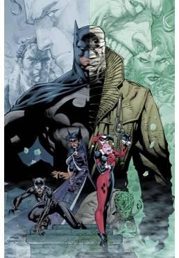 Poster Batman - Hush (POSTER 61 x 91,5)