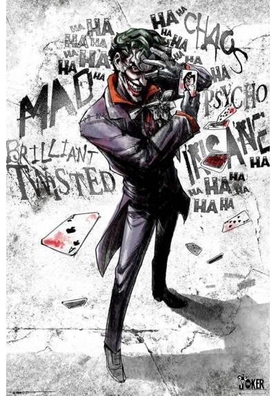 Poster Joker Loco (POSTER 61 x 91,5)