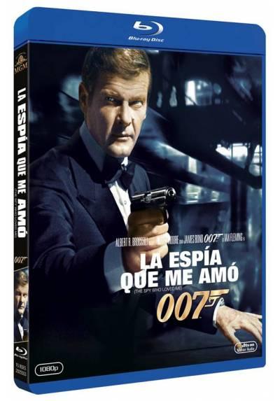 La espia que me amo (Blu-ray) (The Spy Who Loved Me)
