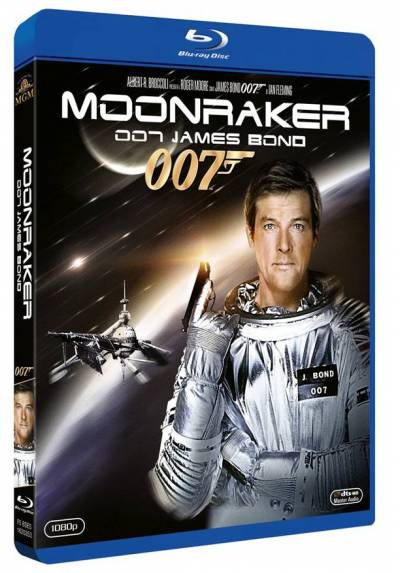 007: Moonraker (Blu-ray)